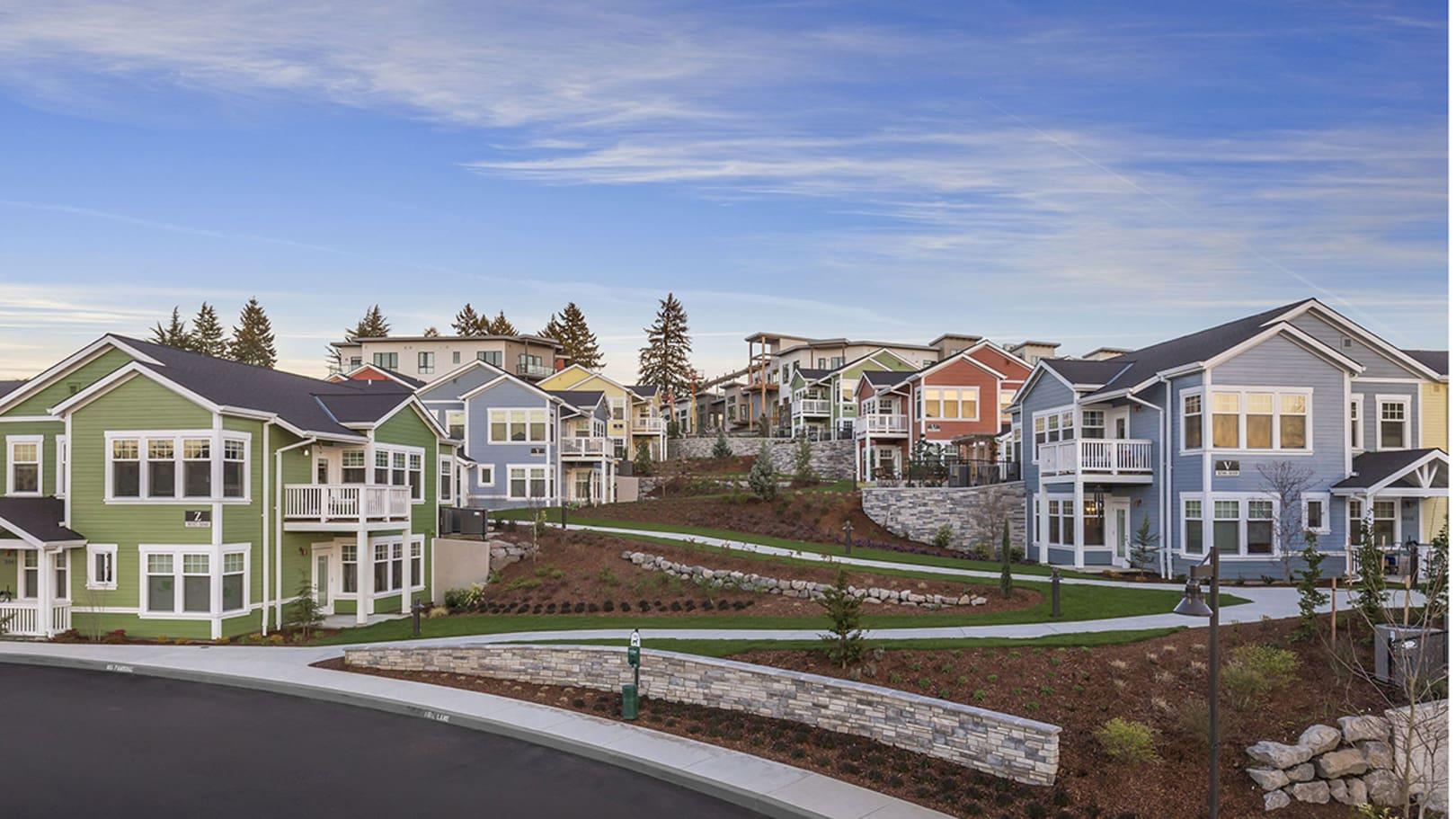Rose Villa Pocket Neighborhoods & Main Street
