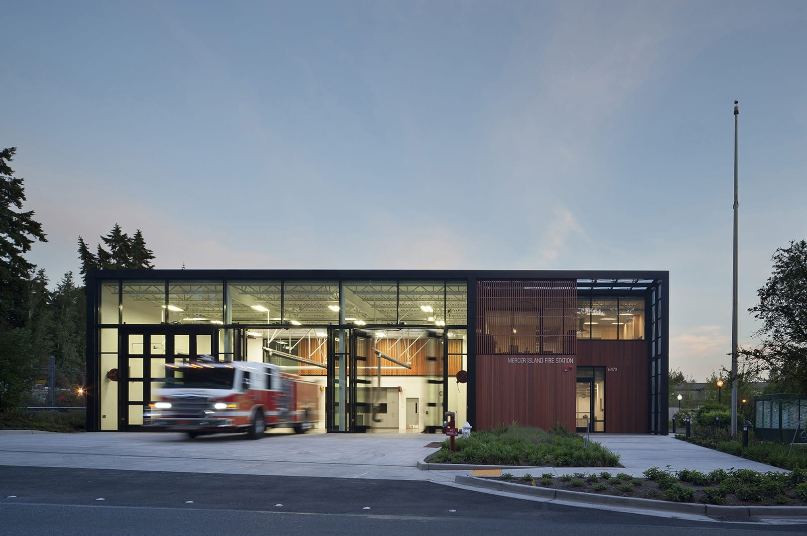 Mercer Island Fire Station 92