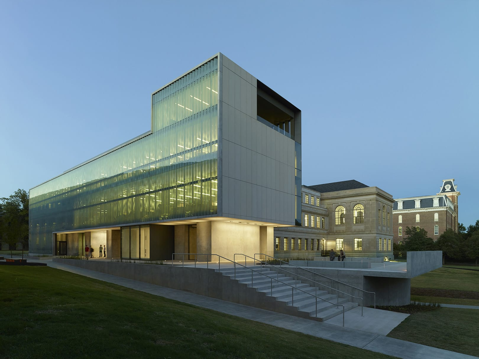 Vol Walker Hall & the Steven L Anderson Design Center