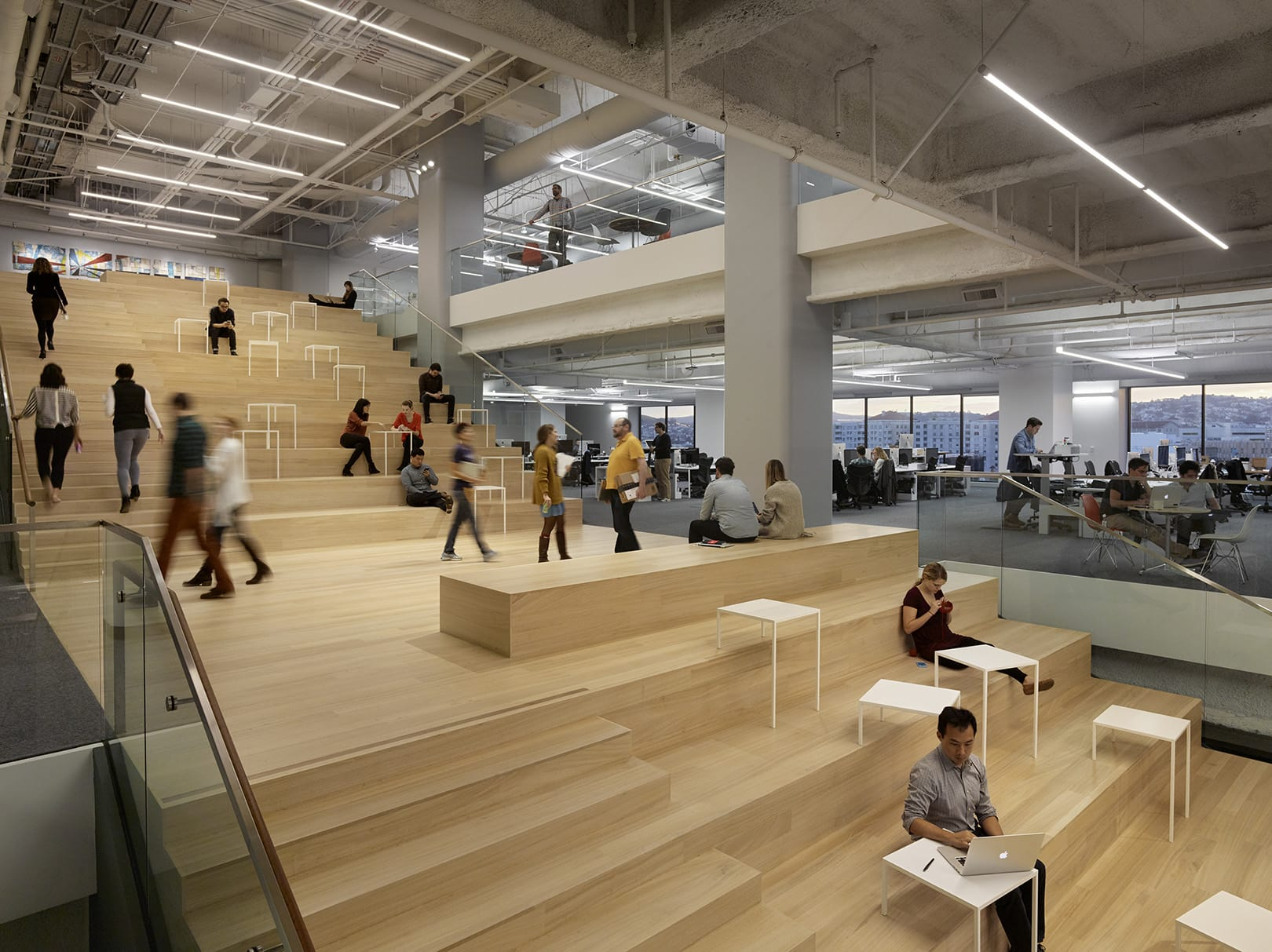 Square Inc Headquarters Aia