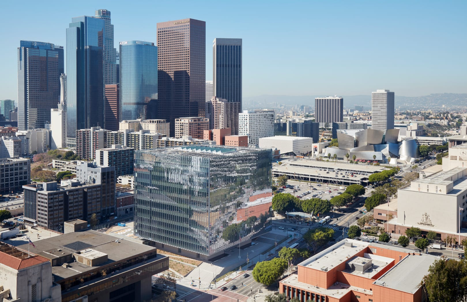 New United States Courthouse - Los Angeles - AIA