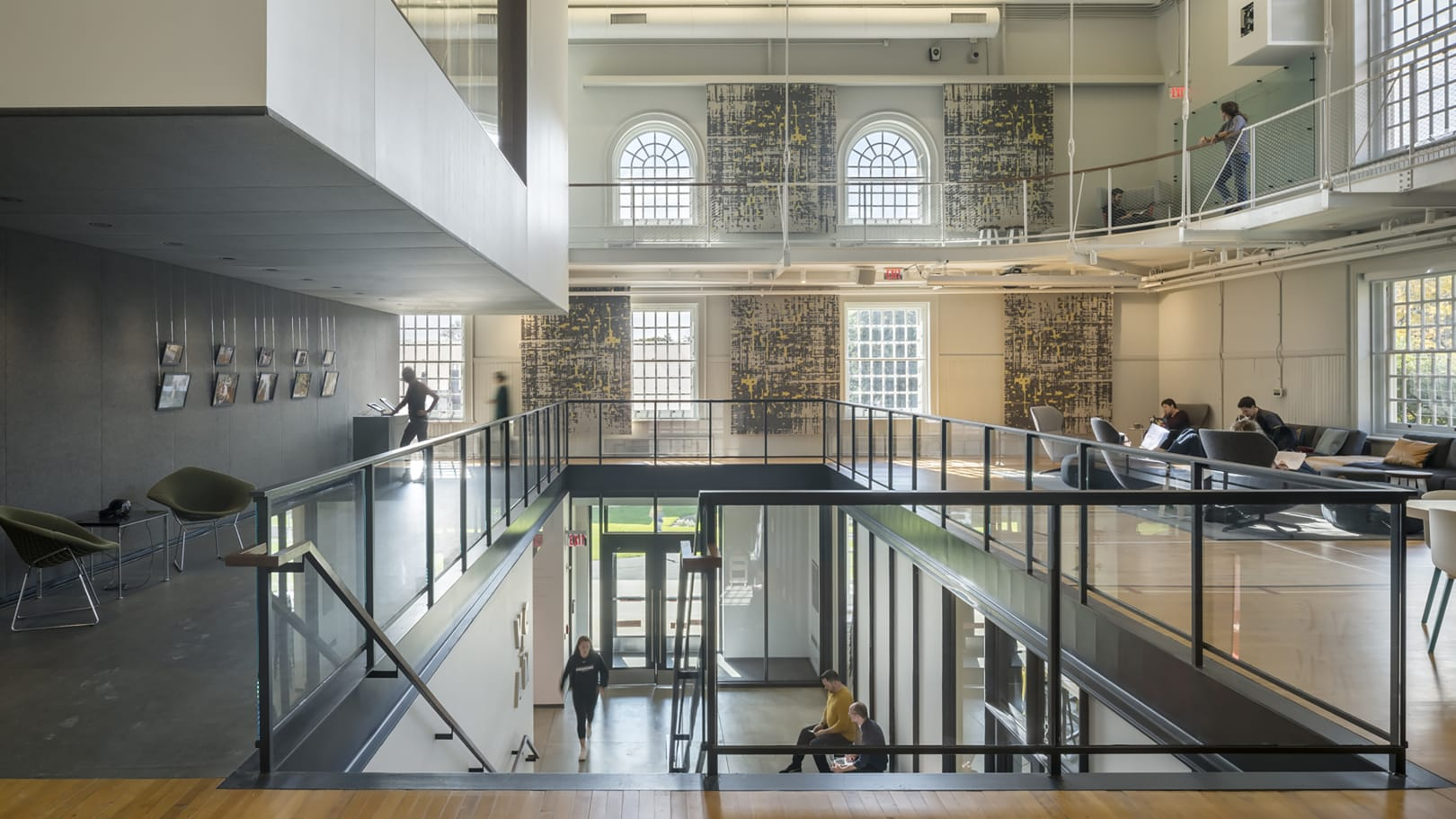 Haverford College Visual Culture, Arts, and Media (VCAM) Building