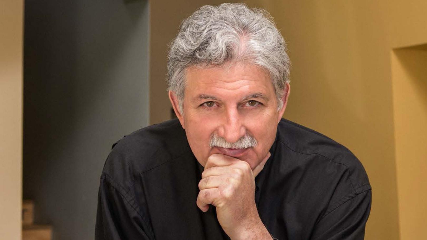 Edward Mazria portrait