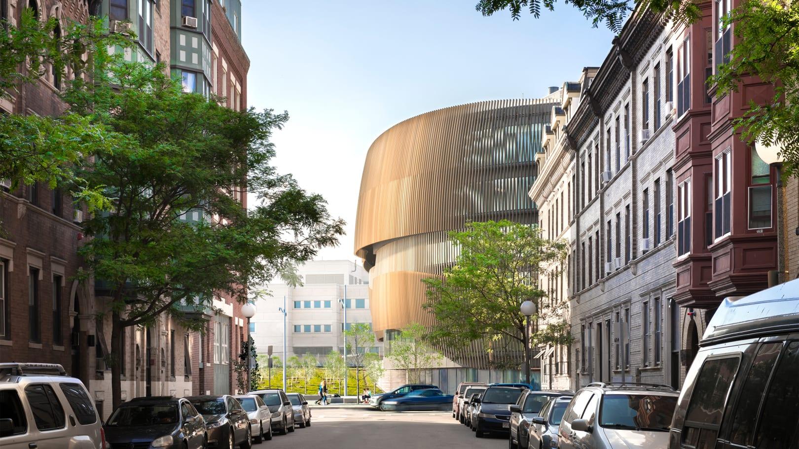 5_Northeastern University_Warren Jagger_AIA Urban Design Award_Announcement Image