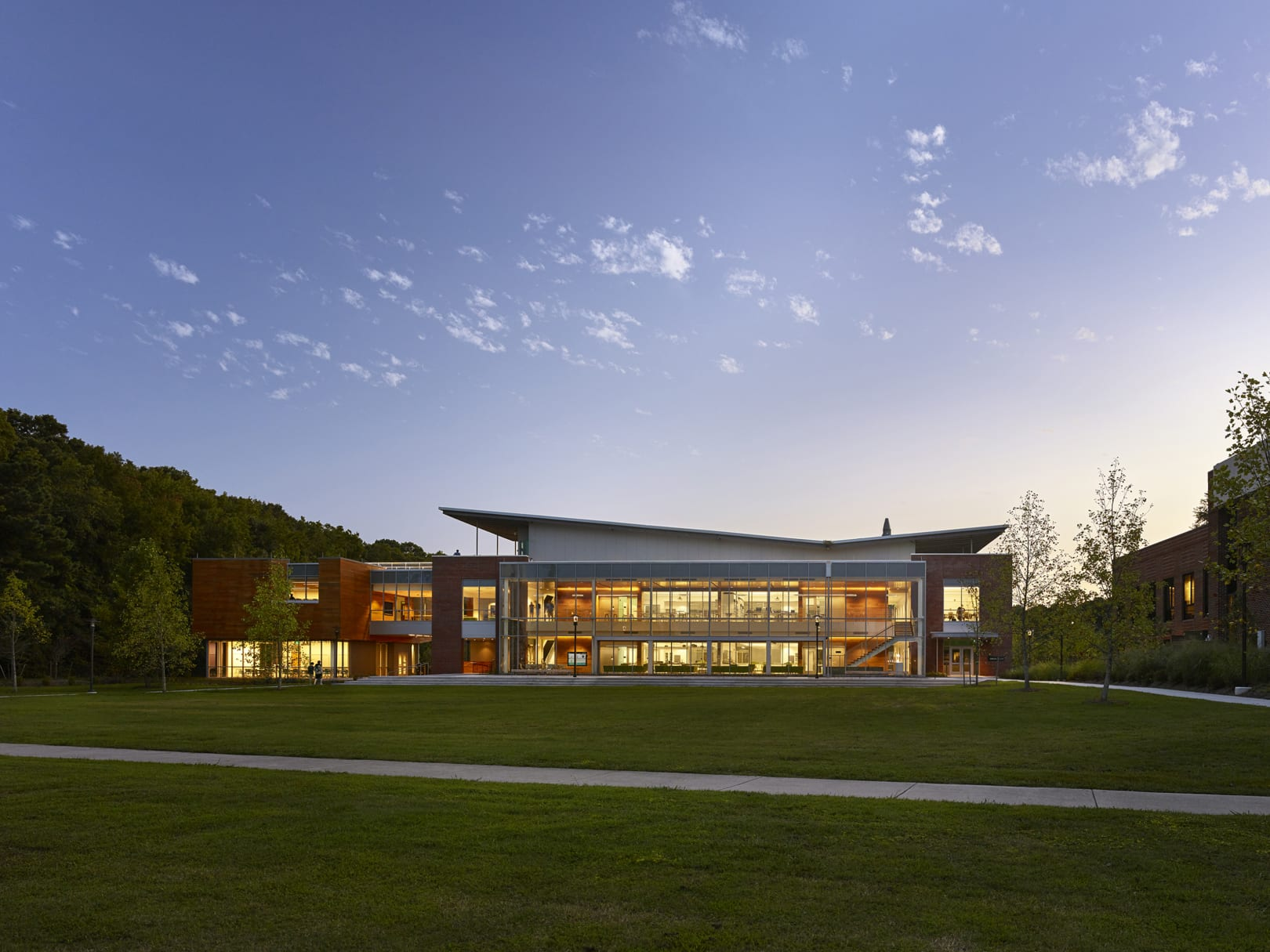 Virginia Wesleyan University Greer Environmental Sciences Center-03