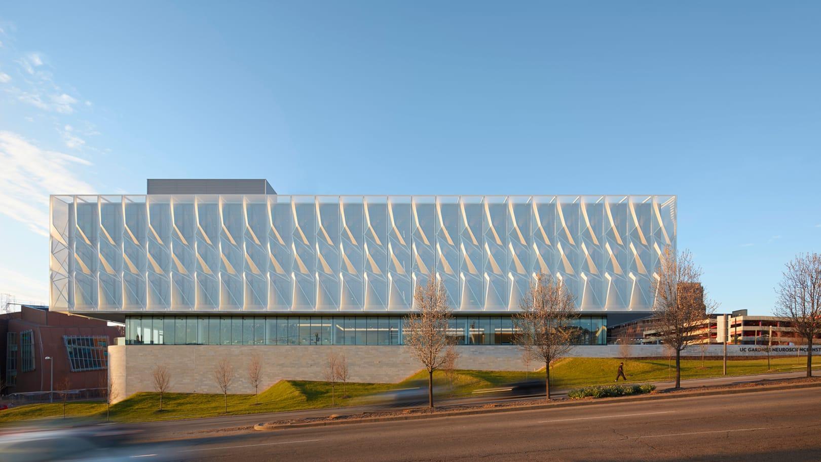 University of Cincinnati- Gardner Neuroscience Institute-190