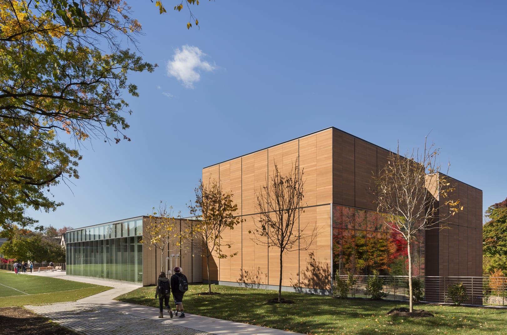 Dwight-Englewood School Hajjar STEM Center
