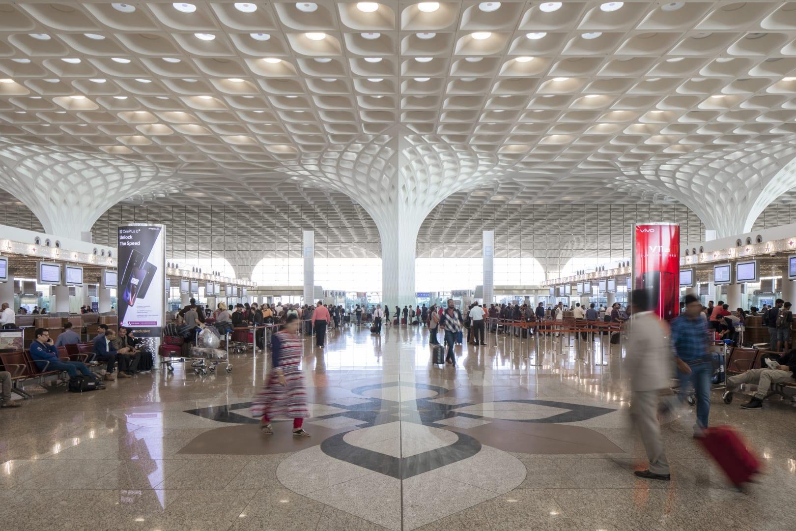 Chhatrapati Shivaji International Airport Terminal 2-05