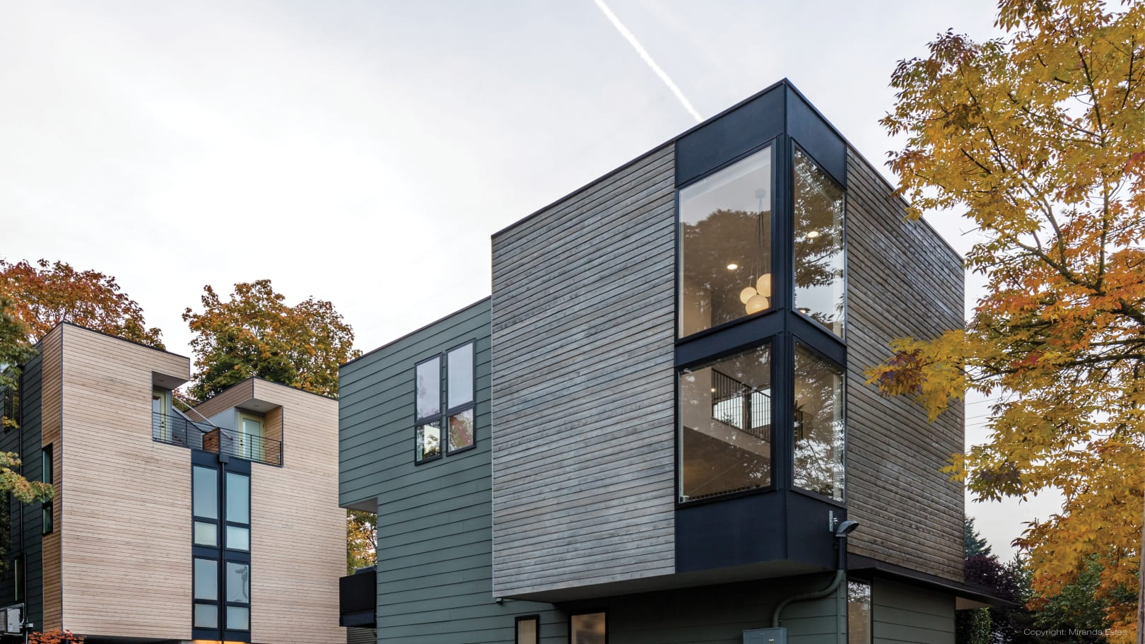 Making sustainably designed housing affordable Tsuga townhomes set out to resolve the paradox of low cost and high quality, working to achieve sustainable design while balancing the construction cost proforma.