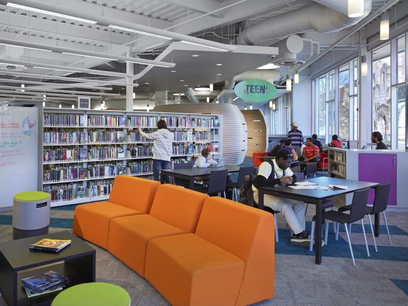 Carnegie Library of Pittsburgh Studio Hive 1