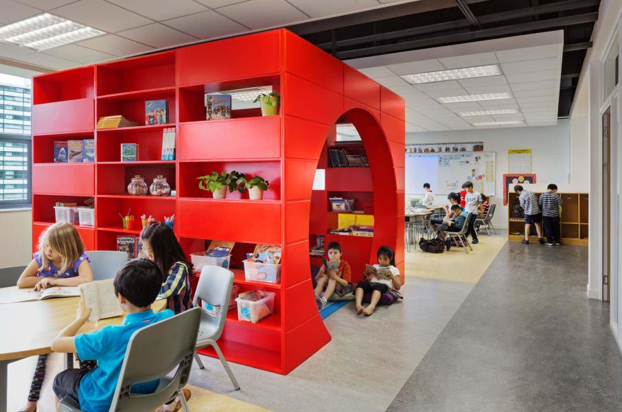 edited_Tina Wang - Chengdu International_School_Sarah Mechling-Perkins Eastman_Int Classroom Red (1)