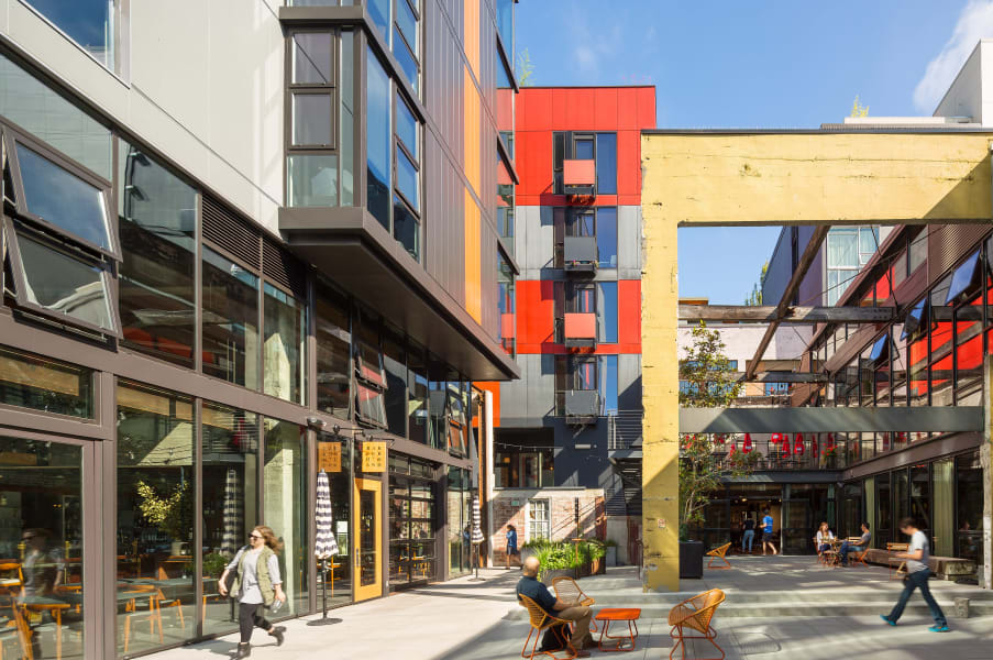 Chophouse Row - featured project image 1
