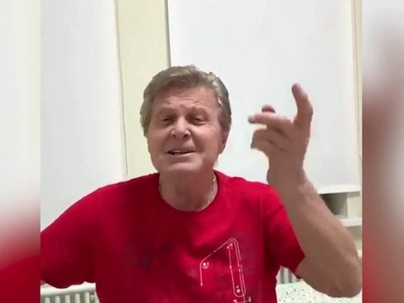 Новости дня: Зараженный коронавирусом Лещенко спел песню