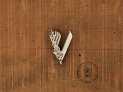 Viking Series Logo Pin