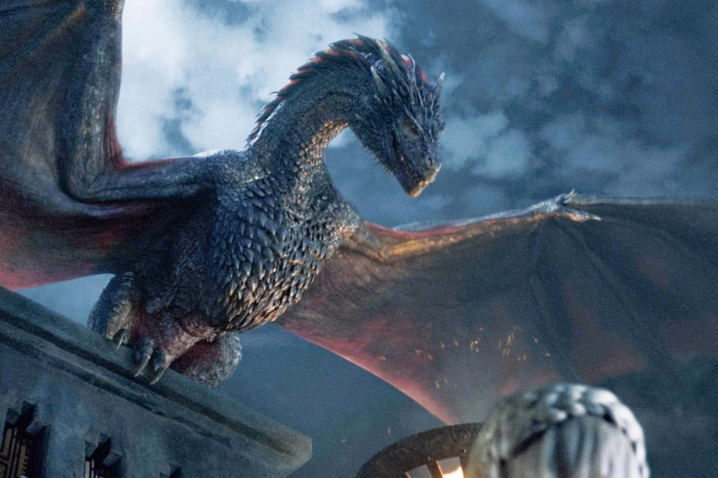 Пропавший Дрогон из «Игры престолов» жив: поклонники нашли его в другом сериале