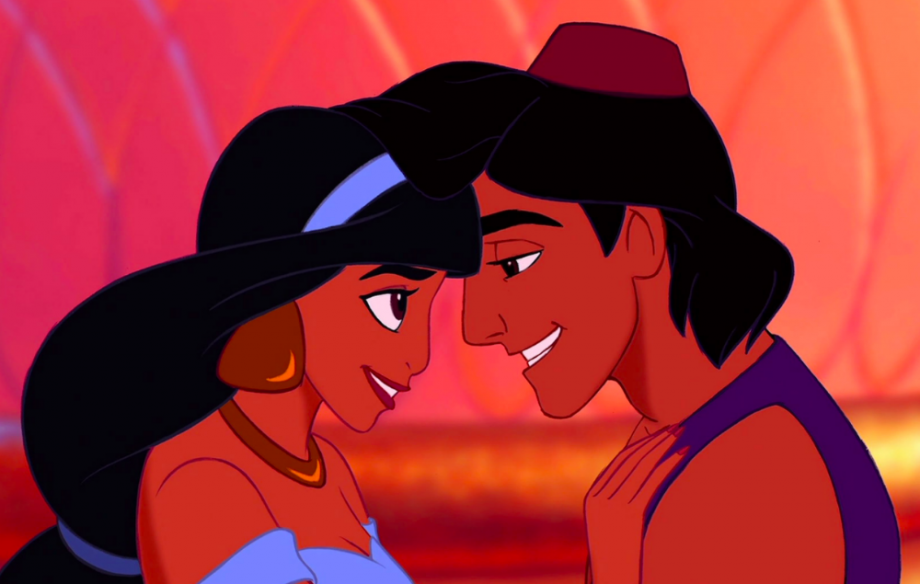 Тест: на какую пару Disney похожи ваши отношения?