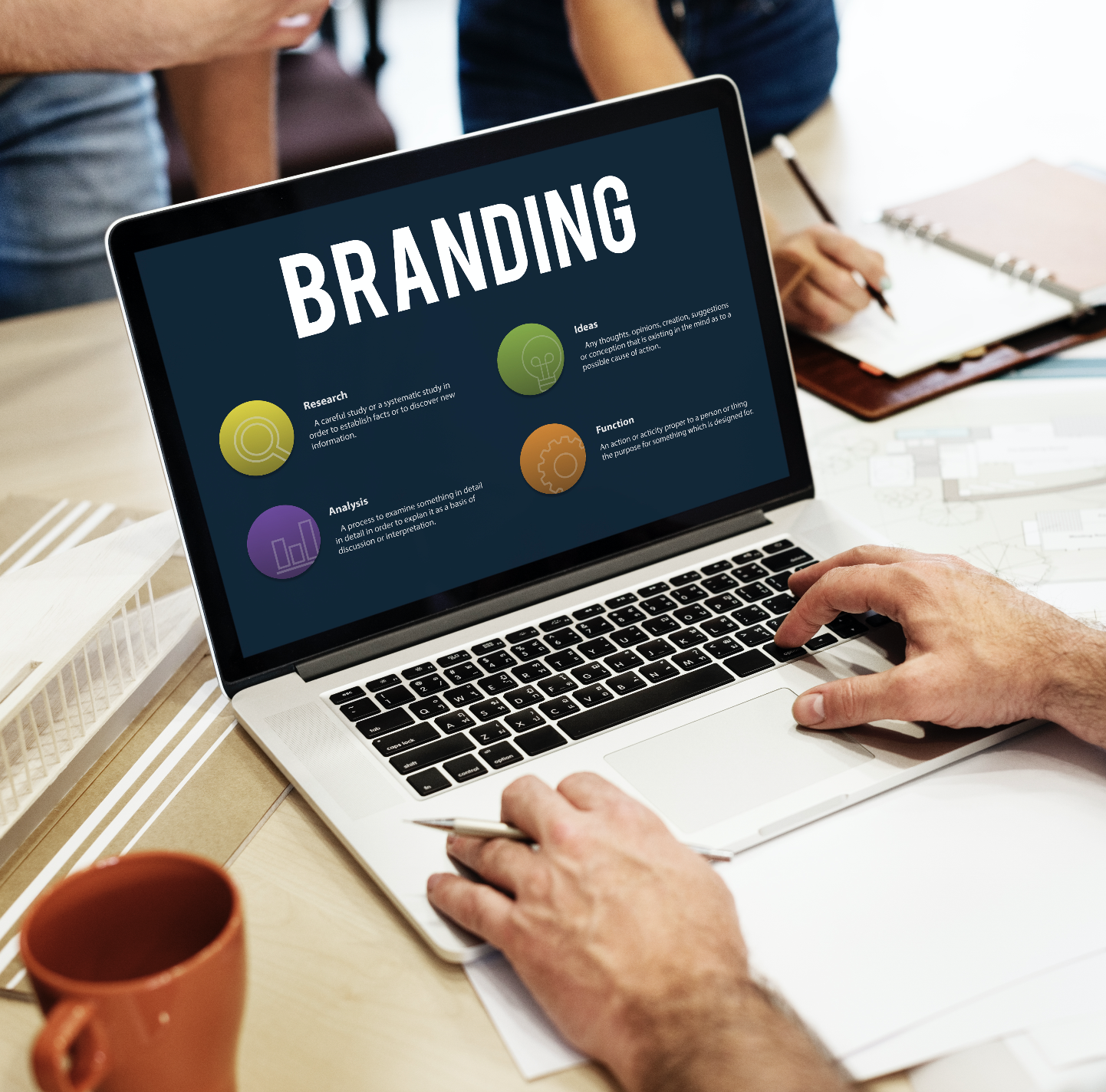 Branding helps your company grow globally
