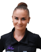 Sylwia Kaczmarek Stature Lengthening Office Coordinator