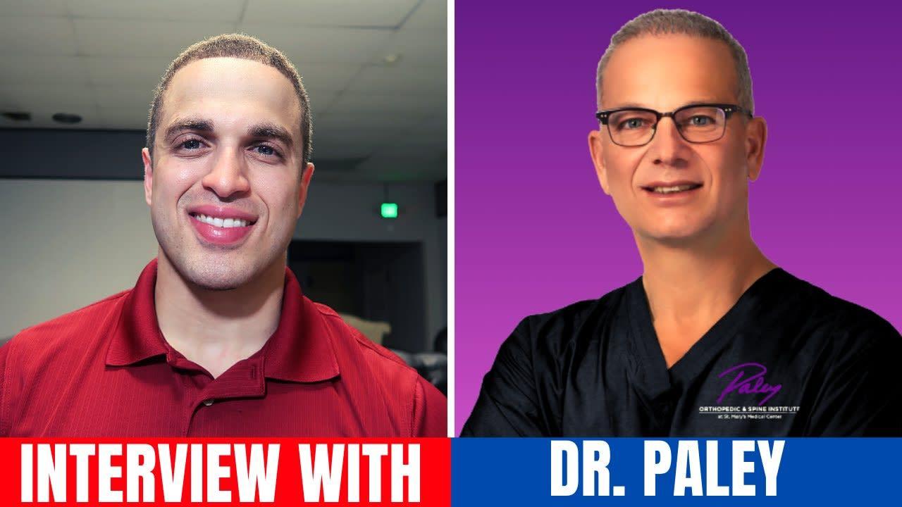 Dr. Dror Paley discusses the fundamentals of Stature Limb