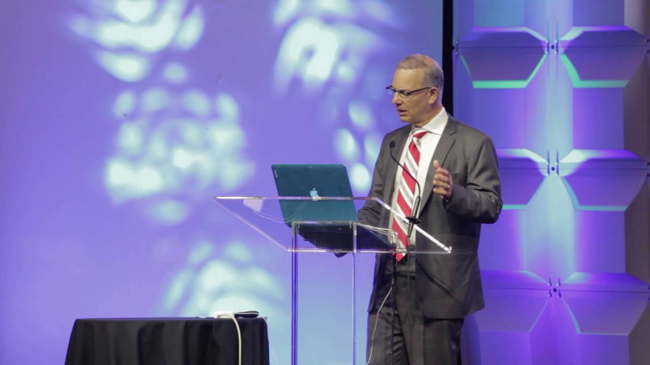 Dr. Paley speaks at the 2015 ILLRS Conference in Miami.