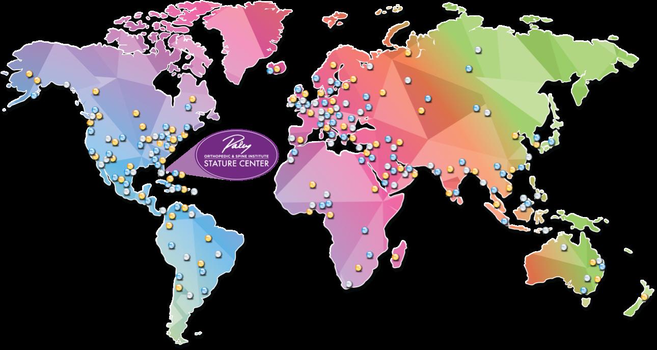 Paley Customer Map