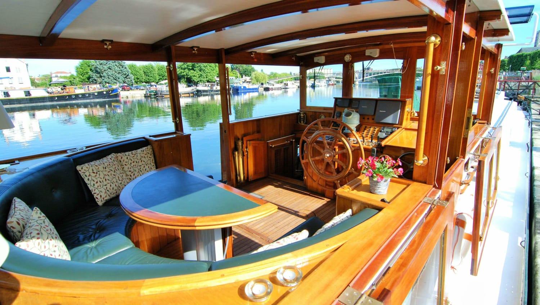 Randle Barge | Canal Cruise in Burgundy - France Cruises