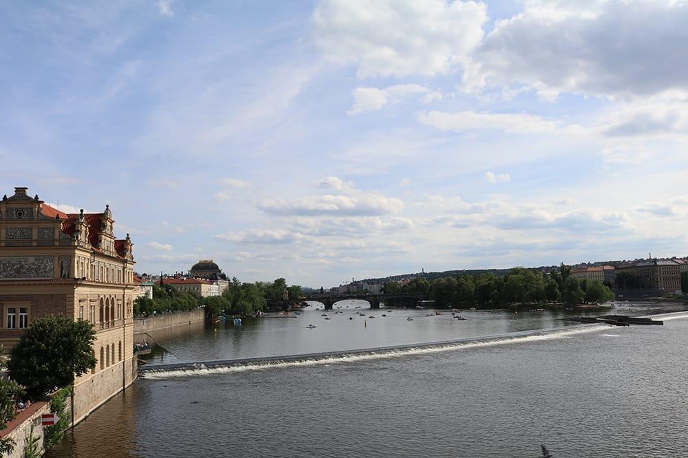 Prag'tan manzaralar