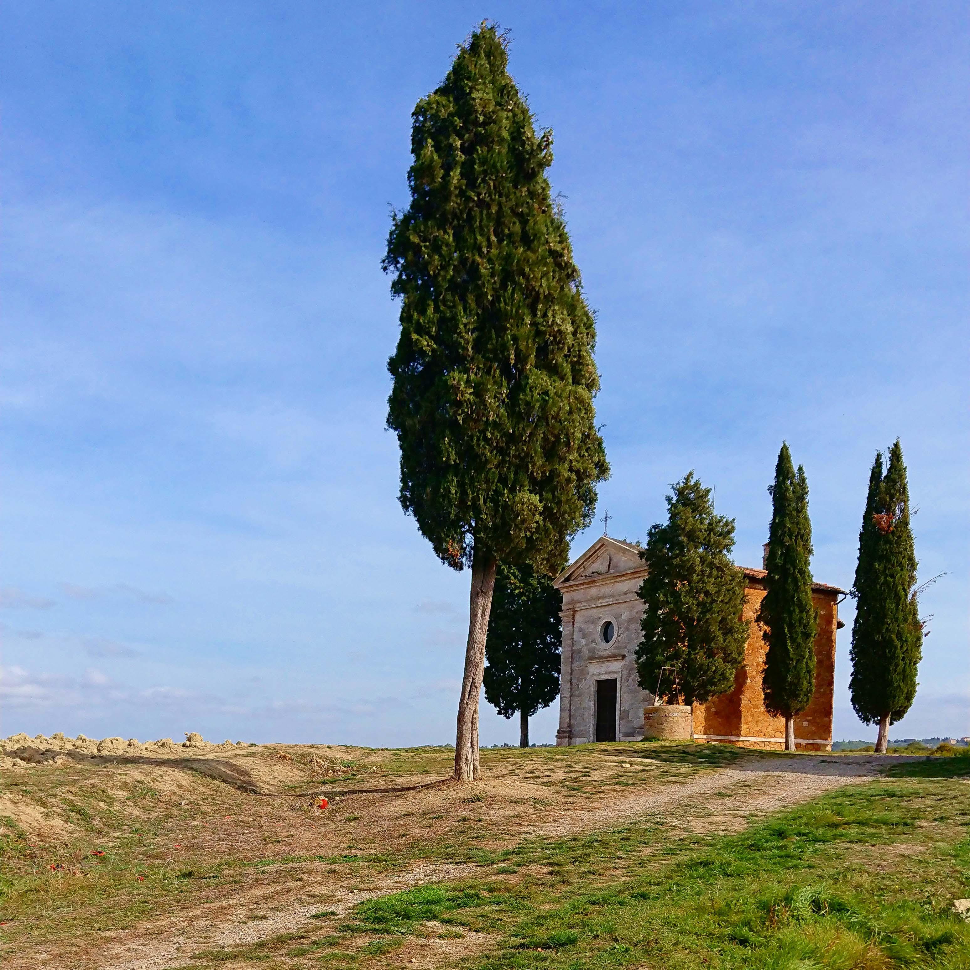 Cappella della Madonna di Vitaleta
