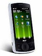 Acer beTouch E101 Pictures