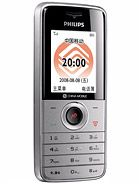 Philips E210 Pictures