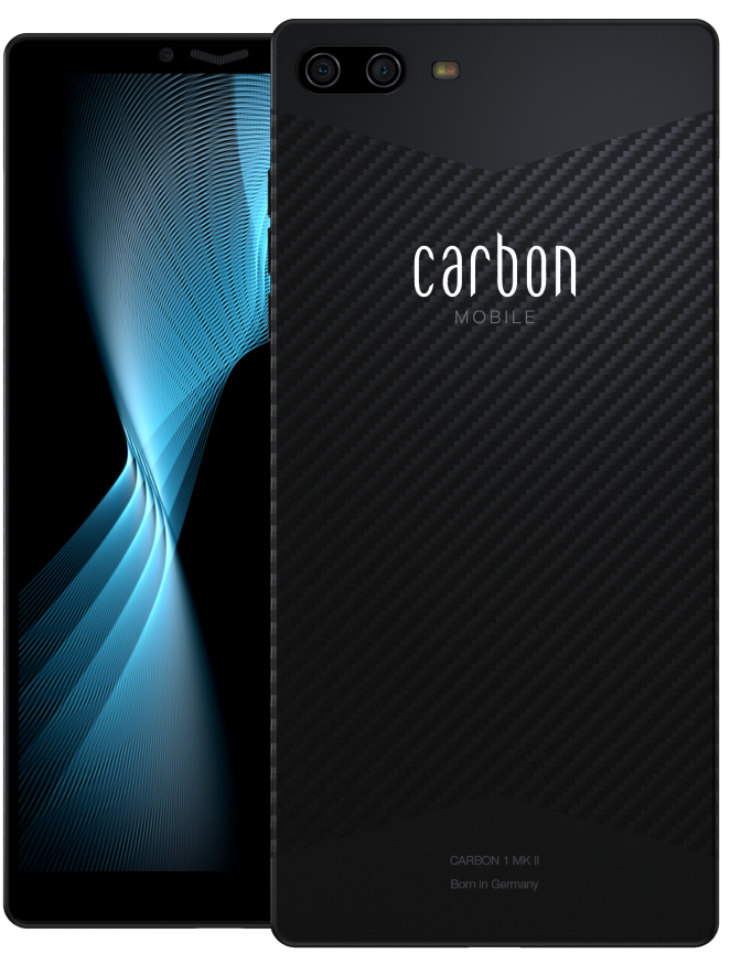 Carbon 1 MK II Pictures