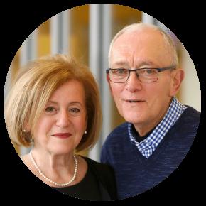 Barry and Barbara Kessler