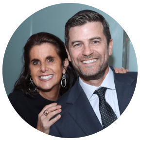 Stuart and Ilana Goldberg