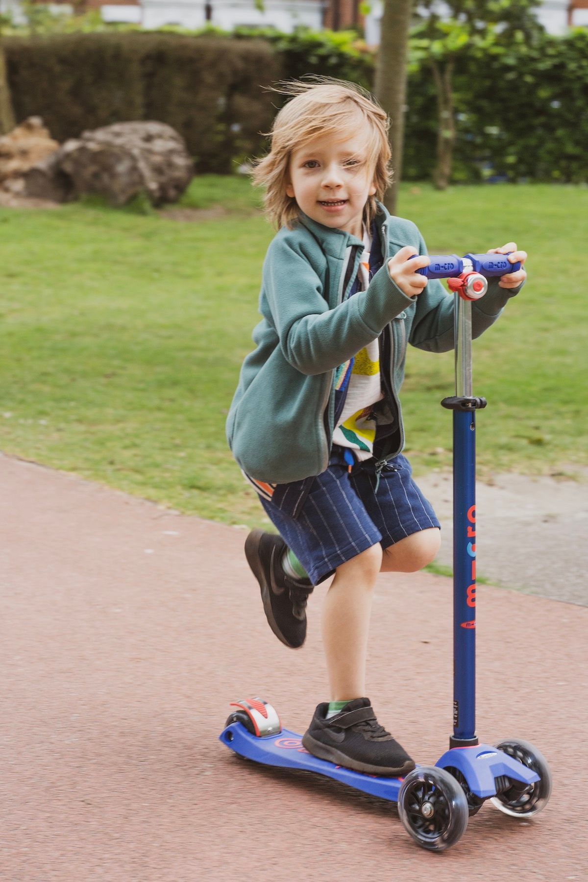 Scooting into the future - with the Micro Merlin