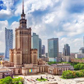 Popularne kierunki wycieczek szkolnych: Warszawa