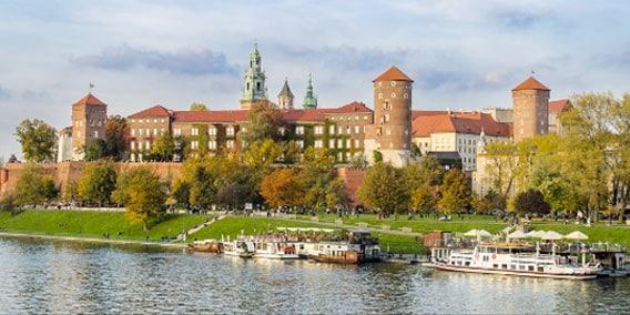 Popularne kierunki wycieczek szkolnych: Kraków