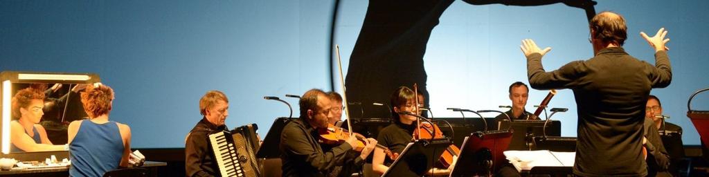 Franck Ollu, Conductor