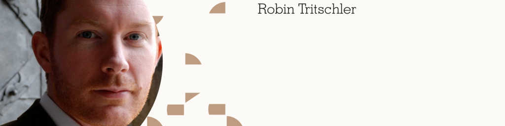 Robin Tritschler, Tenor