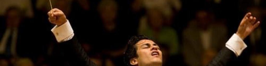 Diego Matheuz, Conductor