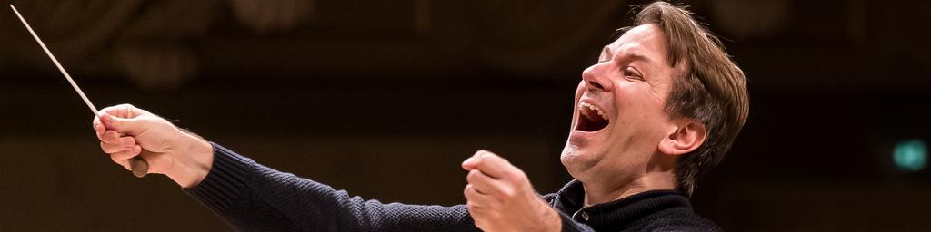 Felix Krieger, Conductor