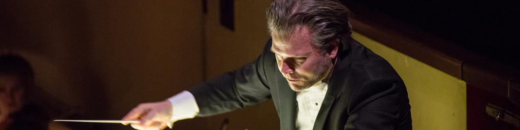 Christopher Franklin, Direction d'orchestre