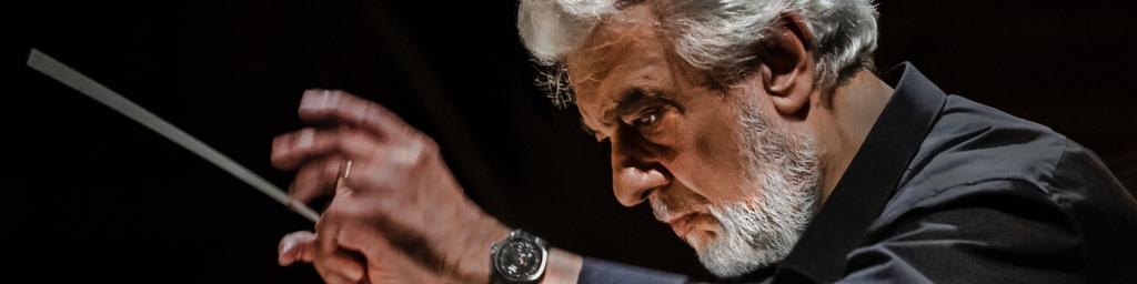 Plácido Domingo, Tenor, Conductor, Baritone