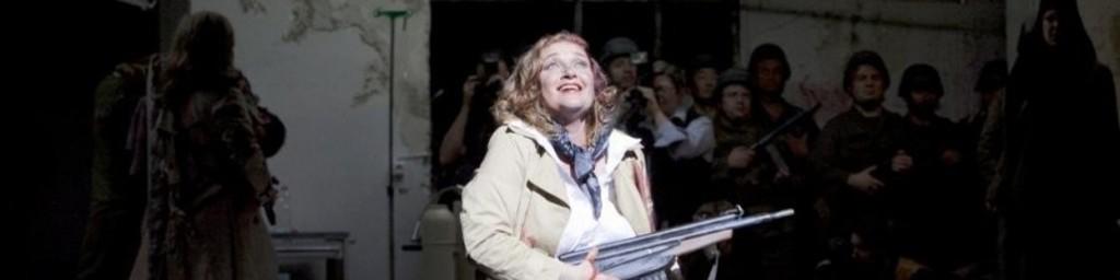 Ruth Staffa, Soprano