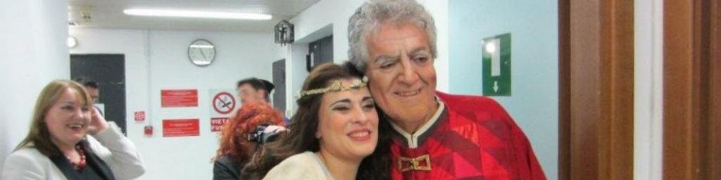 Paola Santucci, Soprano