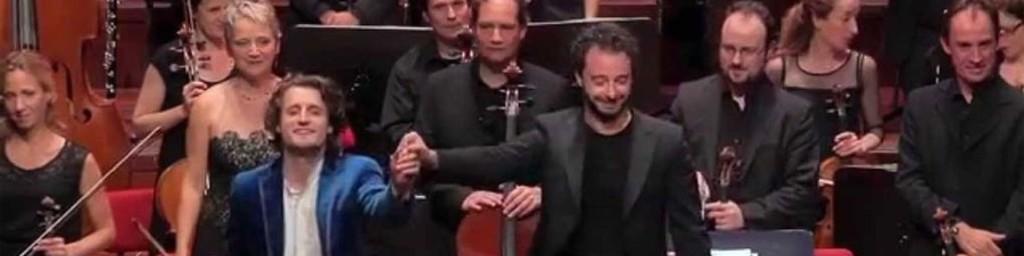 Benjamin Lévy, Conductor