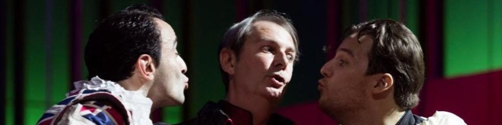 Patrick Delcour, Baritone