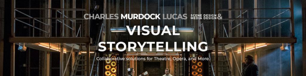 Charles Murdock Lucas, Set designer
