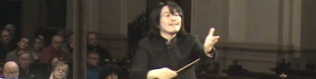 Takeshi Moriuchi, Conductor