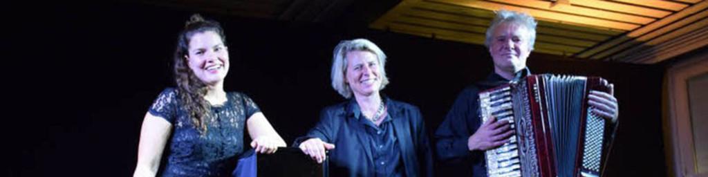 Bettina Rohrbeck, Conductor