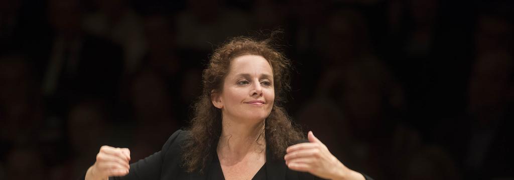 Emmanuelle Haïm, Conductor